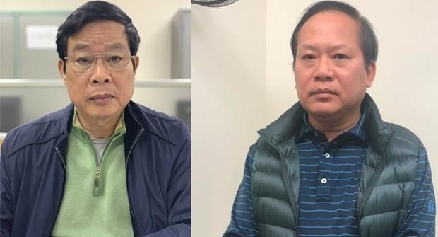 Bị can Nguyễn Bắc Son và Trương Minh Tuấn chỉ đạo quyết liệt thương vụ Mobifone mua AVG