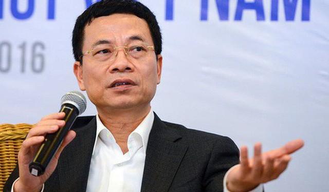 Bộ trưởng Bộ Thông tin và Truyền thông Nguyễn Mạnh Hùng sẽ đăng đàn trả lời chất vấn Quốc hội trong kì họp này.