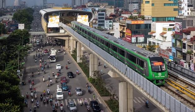 Dự án đường sắt Cát Linh - Hà Đông đã nhiều lần trễ hẹn, gây bức xúc dư luận.