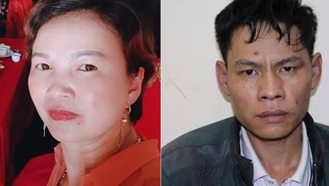 Bà Trần Thị Hiền và Vì Văn Toán.