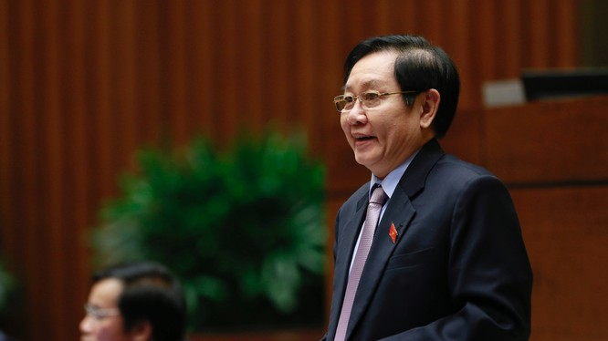 Bộ trưởng Lê Vĩnh Tân cho biết Thủ tướng đã chỉ đạo, giao cho Bộ trưởng Nội vụ làm Tổ trưởng kiểm tra công vụ nên làm rất quyết liệt.