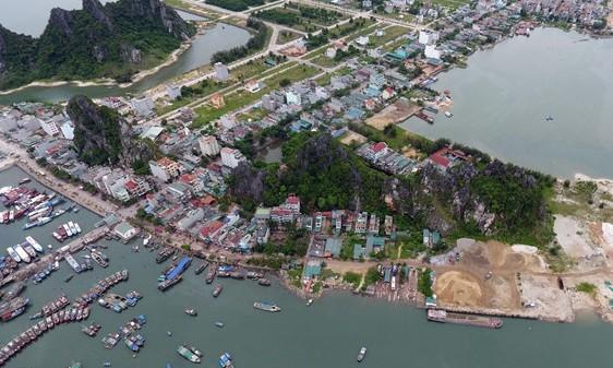 Mục tiêu đến 2050, KKT Vân Đồn phát triển trở thành một trong những vùng động lực phát triển kinh tế của Việt Nam.
