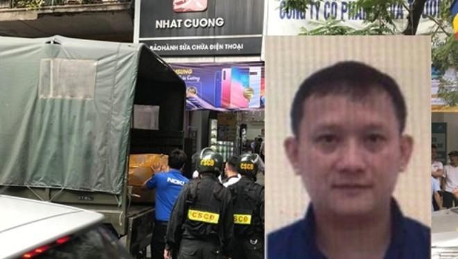 Tổng giám đốc Nhật Cường Bùi Quang Huy bị xác định cầm đầu đường dây nhập lậu thiết bị điện tử quy mô lớn, giấu doanh thu hàng nghìn tỷ đồng.