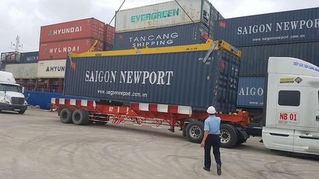 Mỗi năm Việt Nam có nhu cầu 20.000 nhân lực logistics được đào tạo bài bản, có chất lượng, nhưng thực tế khả năng đào tạo ra nguồn cung thấp hơn nguồn cầu. Ảnh minh họa: TTXVN.