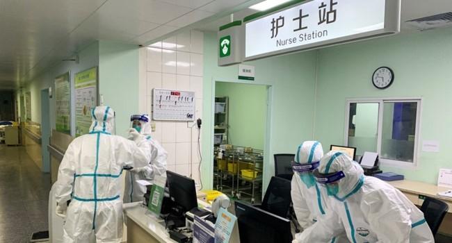 hiện bệnh viêm phổi do virus corona chủng mới tại TP. Vũ Hán, tỉnh Hồ Bắc, Trung Quốc diễn biến khá phức tạp. Ảnh: AFP