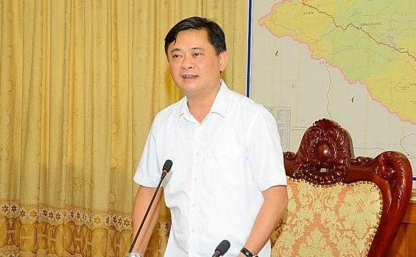 Ông Thái Thanh Quý - Bí thư Tỉnh ủy, Chủ tịch UBND tỉnh Nghệ An. Ảnh: Báo Nghệ An.