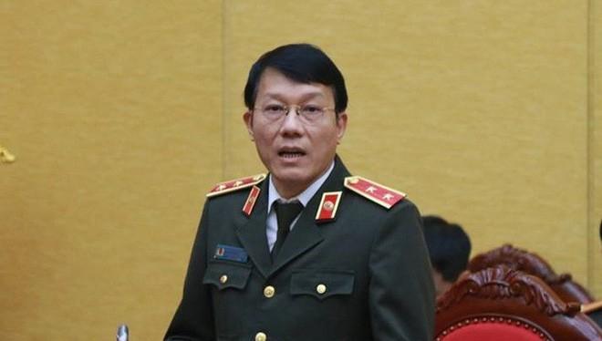 Thứ trưởng Bộ Công an Lương Tam Quang. Ảnh: Bộ Công an.