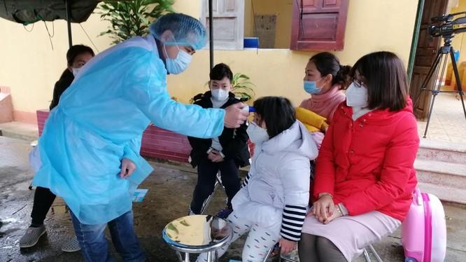 Bộ Quốc phòng đã chuẩn bị cơ sở doanh trại có thể tiếp nhận gần 32.000 người dân Việt Nam từ các nước có dịch về nước. Ảnh: VGP.