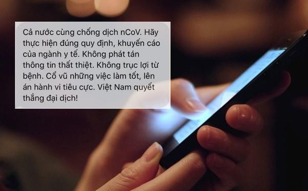 Bộ Y tế liên tục gửi cảnh báo và hướng dẫn phòng dịch virus Corona. Đồng hành cùng cơ quan này, nhiều doanh nghiệp công nghệ Việt cũng chung tay minh bạch thông tin về dịch. Ảnh: VnReview.