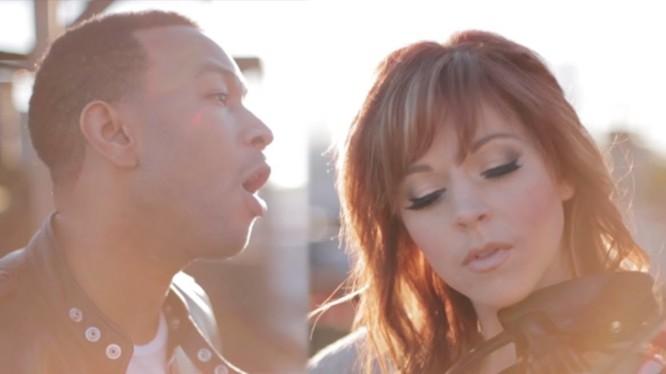 """""""All of Me"""" là ca khúc huyền thoại về tình yêu ngày Valentine. Ảnh: spotify.com"""