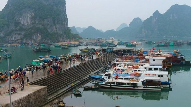 Vân Đồn sẽ thành khu kinh tế biển đa ngành. Ảnh: Quangninh.gov.vn