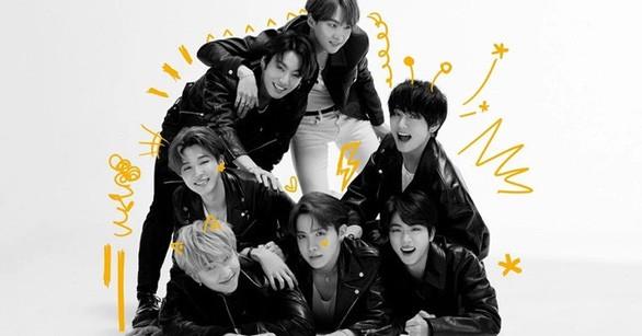 """Nhóm BTS trong album mới nhất """"Map of the soul:7"""". Ảnh: Spotify."""