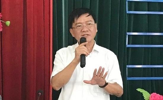 ông Trần Ngọc Căng - Phó Bí thư Tỉnh ủy, Bí thư Ban cán sự đảng, Chủ tịch UBND tỉnh Quảng Ngãi. Ảnh: quangngai.gov.vn.