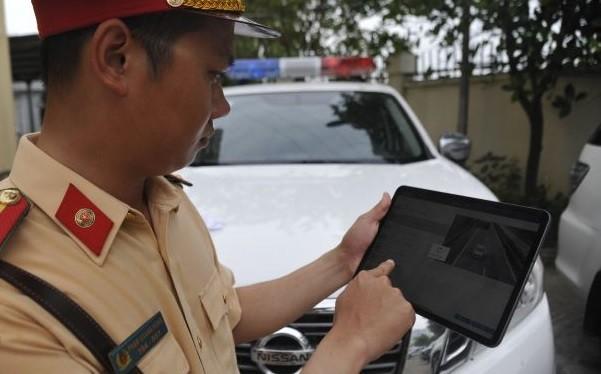 Hệ thống khi đưa vào hoạt động sẽ đáp ứng được công tác quản lý nhà nước về bảo đảm TTATGT, xử phạt vi phạm hành chính, đấu tranh phòng chống tội phạm trên tuyến. Ảnh: Cục CSGT.