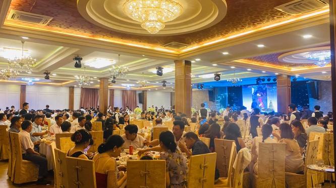 Trung tâm tiệc cưới For You Palace Đà Nẵng. Ảnh: Fp For You Palace.