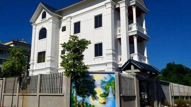 Hạng mục công trình cao 3 tầng không phù hợp với quy hoạch chi tiết được phê duyệt. Ảnh: UBND tỉnh Bắc Ninh.