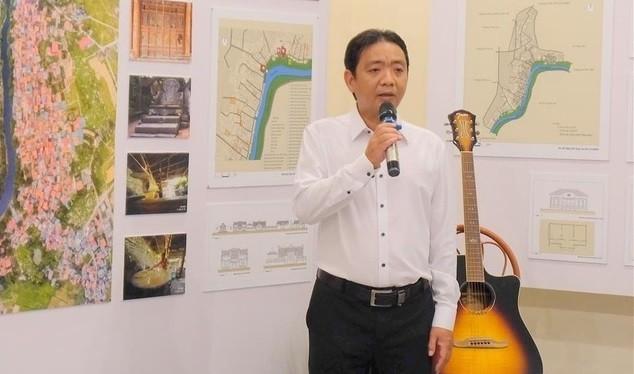 Ông Hoàng Đạo Cương - Tân Thứ trưởng Bộ Văn hóa, Thể thao và Du lịch (Ảnh: Báo Đại biểu nhân dân)