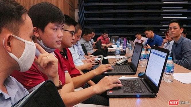 Thứ hạng an ninh website của Việt Nam dần được cải thiện so với năm 2019 - Bản đồ tấn công website toàn cầu của CyStack ghi nhận.