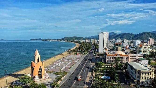 Một góc thành phố Nha Trang, tỉnh Khánh Hòa. (Ảnh: khanhhoa.gov.vn)
