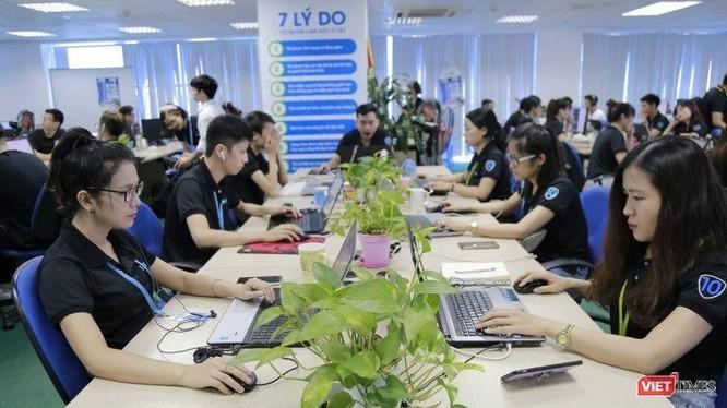 Thị trường tuyển dụng tại Việt Nam có nhiều điểm sáng.