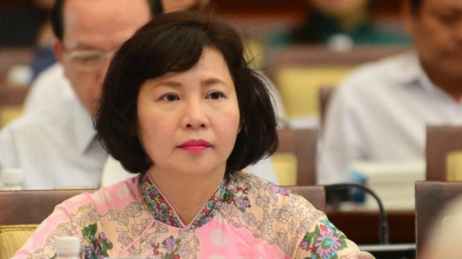 Cơ quan Cảnh sát điều tra Bộ Công an cho biết đã làm việc với gia đình bà Hồ Thị Kim Thoa và yêu cầu gia đình động viên bà Thoa sớm ra trình diện để hưởng khoan hồng của pháp luật.
