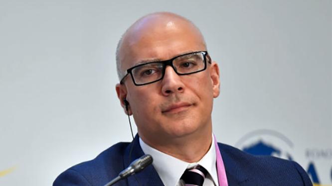 Ông Andrew Edward Williamson - Phó Chủ tịch phụ trách Quan hệ Chính phủ toàn cầu, Cố vấn Kinh tế của Tập đoàn Công nghệ Huawei.