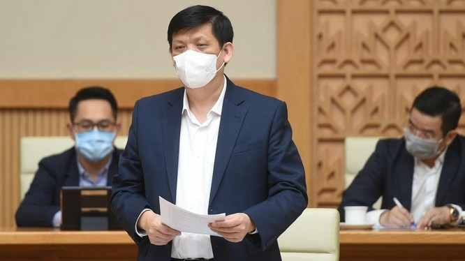 Bộ trưởng Bộ Y tế thông tin Bộ đang cho giải trình tự gene, khi đó mới xác định được chủng virus của bệnh nhân này.
