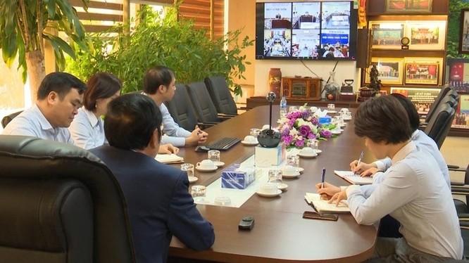 Tổ chức và điều hành trực tuyến là giải pháp được nhiều doanh nghiệp Thái Nguyên lựa chọn, áp dụng.