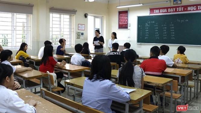 Học sinh Hà Nội sẽ đến trường học trở lại từ ngày 10/7/2021 đến ngày 24/7/2021 để hoàn thành nhiệm vụ công tác của năm học 2020-2021