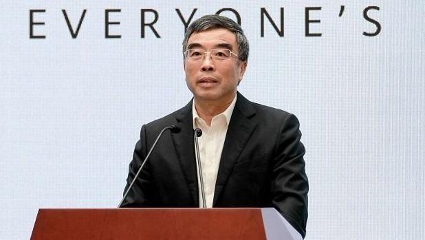 Chủ tịch Huawei Liang Hua