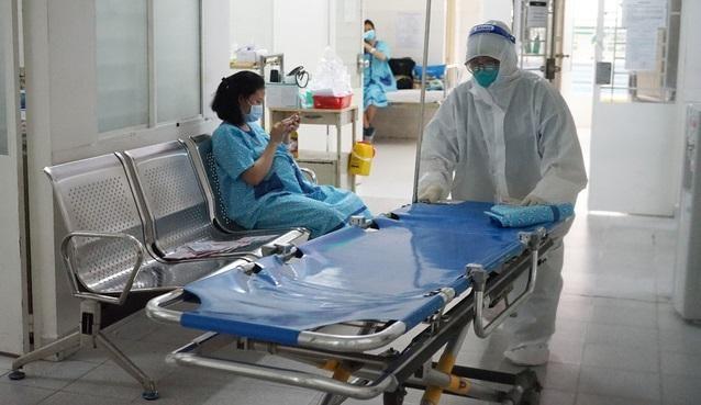 Hơn 120 sản phụ mắc COVID-19 đang được điều trị, chăm sóc tại BV.