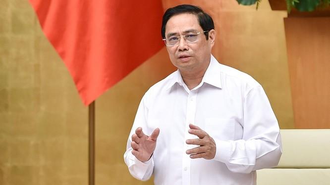 Thủ tướng Chính phủ Phạm Minh Chính vừa ký Quyết định số 1619/QĐ-TTg kiện toàn và đổi tên Ủy ban Quốc gia về Chính phủ điện tử thành Ủy ban Quốc gia về Chuyển đổi số.