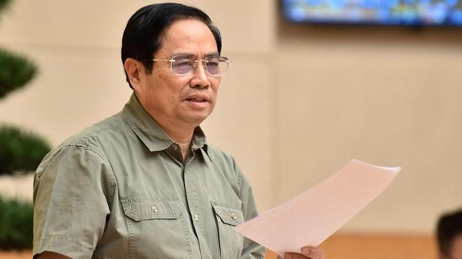 Thủ tướng yêu cầu nhanh chóng kết nối, liên thông các cơ sở dữ liệu hiện có, đặc biệt là cơ sở dữ liệu quốc gia về dân cư.