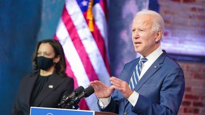 Ứng cử viên Đảng Dân chủ Joe Biden (Ảnh: Getty)