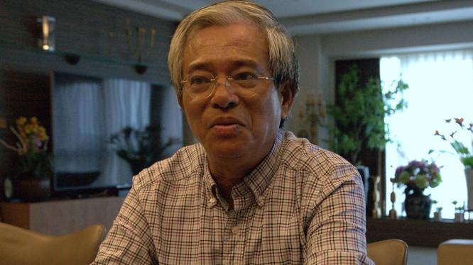 Nguyên thứ trưởng Bộ Ngoại giao, cựu Đại sứ đặc mệnh toàn quyền Việt Nam tại Mỹ Phạm Quang Vinh