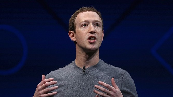 CEO Facebook Mark Zuckerberg (ảnh: Fortune)