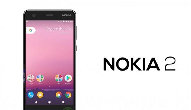 Hình ảnh Nokia 2 (ảnh: indiatoday)