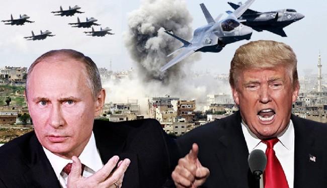Nga – Mỹ đối đầu ở Syria sẽ là cơn ác mộng kinh hoàng (ảnh: Dailystar)