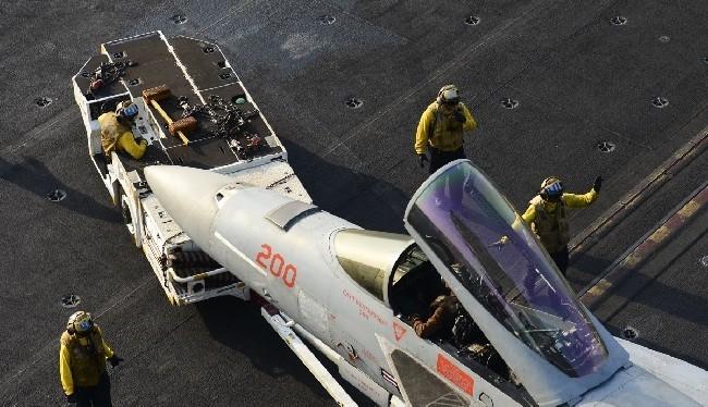 Va chạm máy bay có thể dẫn đến xung đột giữa Mỹ - Trung Quốc (ảnh: National Interest)