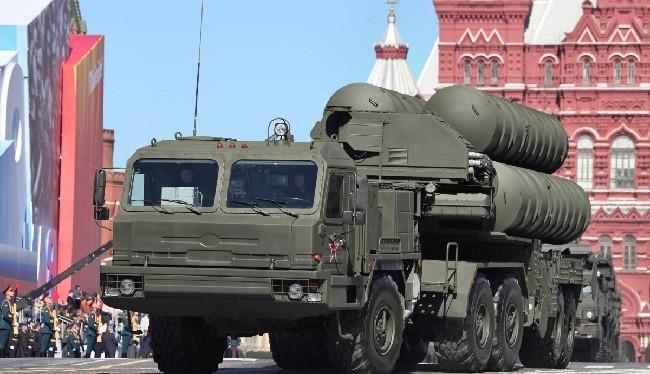 Hệ thống tên lửa phòng không S-400 của Nga sẽ làm thay đổi cục diện ở Trung Đông (ảnh: National Interest)