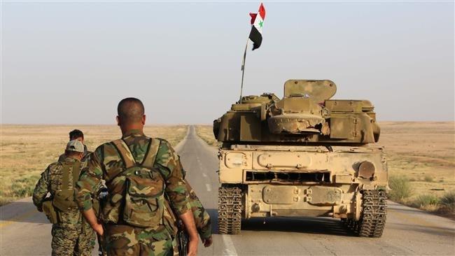 Đã đến thời khắc quyết định cho lực lượng Syria-Nga ở phía đông Syria (ảnh: Russia Insider)
