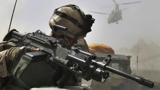 Lính đánh thuê có mặt trong nhiều cuộc chiến trên khắp thế giới