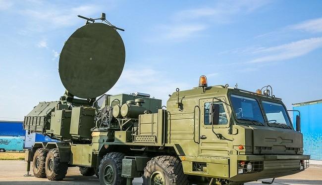 Hệ thống tác chiến điện tử Krasukha-4 của Nga