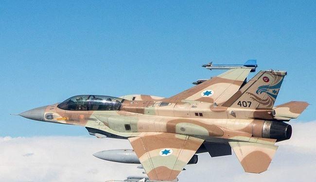 Tiêm kích F-16 của không quân Israel. Ảnh: National Interest