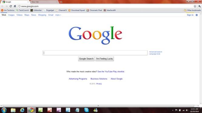 Đây sẽ là lần đầu tiên kể từ năm 1996 trang chủ tìm kiếm Google.com có sự thay đổi lớn