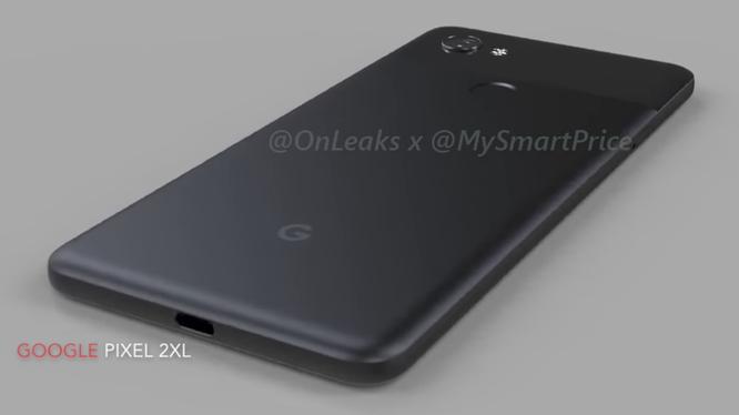 Tin đồn mới nhất cho biết Google Pixel 2 sẽ không có jack tai nghe