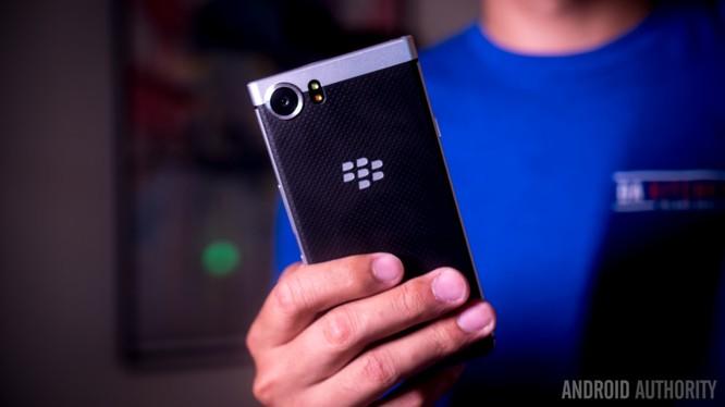 BlackBerry chuẩn bị công bố hệ điều hành mới BlackBerry Secure. (Ảnh: Android Authority)