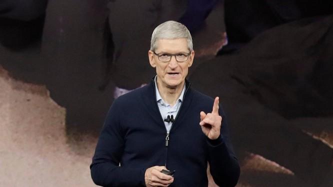CEO Apple Tim Cook (Ảnh: Business Insider)