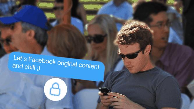 Facebook đang thử nghiệm các cài đặt riêng tư đối với các bình luận. (ảnh: The Next Web)