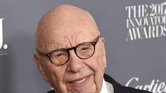 """Rupert Murdoch, """"ông trùm"""" truyền thông, cho rằng đã đến lúc Facebook phải trả tiền cho các tòa soạn báo. (Ảnh: CBN News)"""